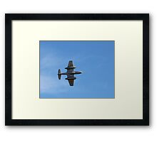 Gloucester Meteor Framed Print