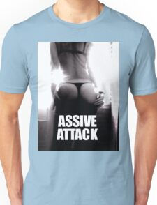 ASSIVE ATTACK Unisex T-Shirt