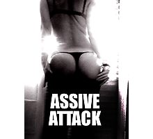 ASSIVE ATTACK Photographic Print