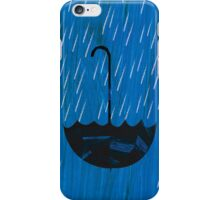 Drought Umbrella  iPhone Case/Skin