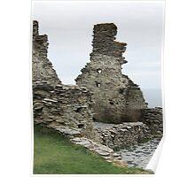 Arthurian Ruins Poster