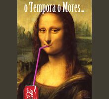 Mona Lisa Cola Unisex T-Shirt