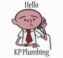 KP Plumbing - Text by crashin