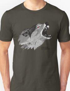 Direwolf Winter Is Coming Unisex T-Shirt