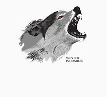 Direwolf Winter Is Coming Unisex T-Shirt