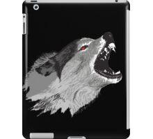 Direwolf Winter Is Coming iPad Case/Skin