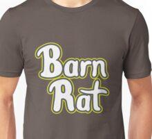 Barn Rat - Lime Green Unisex T-Shirt