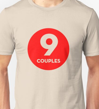 9 Couples - Red T-Shirt