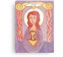 Goddess- Mary Magdalene  Metal Print