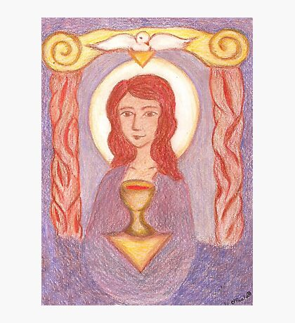 Goddess- Mary Magdalene  Photographic Print