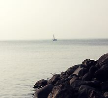 Peaceful Lake by AbigailJoy