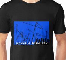 Under a blue sky! Unisex T-Shirt