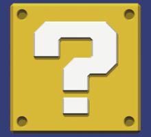 Mario ? Box  by StraightEK