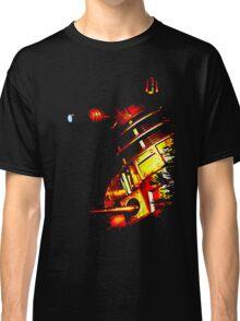 Dalek Beta – Bronze Classic T-Shirt