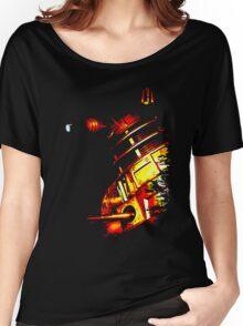 Dalek Beta – Bronze Women's Relaxed Fit T-Shirt