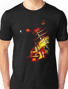 Dalek Beta – Bronze Unisex T-Shirt