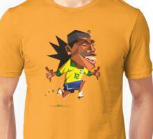 Ronaldinho Soccerminionz Unisex T-Shirt