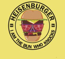 Breaking Bad: Heisenburger Shirt by Jayreyill