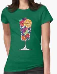 retro food fruit salad dessert dish T-Shirt