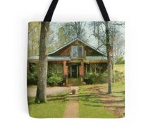 House That Disappeared Tote Bag