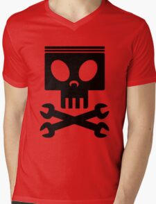 Jolly Wrenches - Planes Mens V-Neck T-Shirt