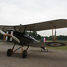 The Royal Aircraft Factory S.E.5  by Edward Denyer