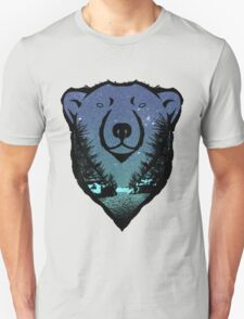 Polar Bear: chillin' Unisex T-Shirt