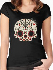 Bone Kandi - Love Women's Fitted Scoop T-Shirt