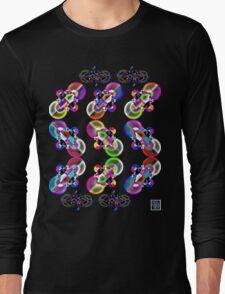 """6-Set Venn Jewels""© Long Sleeve T-Shirt"