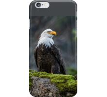 HIGH ON A CLIFF iPhone Case/Skin