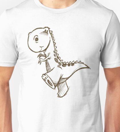 ZOMBIE DINOSAUR T SHIRT T-Shirt