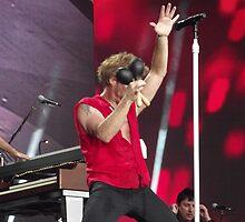 Bon Jovi at Hyde Park - Keep the Faith by WalkerboyUK