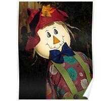 Designer Scarecrow Poster