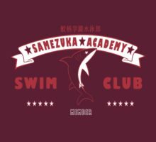 Free! Iwatobi Swim Club Shirt (Rin, Member) red by renotology