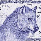 Wolf 1 by Furiarossa