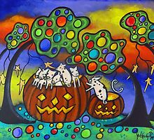Autumn Celebration II by Juli Cady Ryan