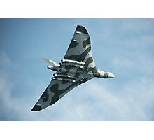 The Mighty Vulcan Photographic Print