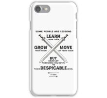 Say Yes Quote iPhone Case/Skin