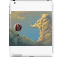 Above the world iPad Case/Skin