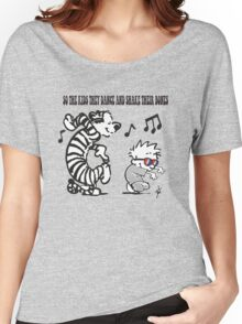 So the kids they dance... Women's Relaxed Fit T-Shirt