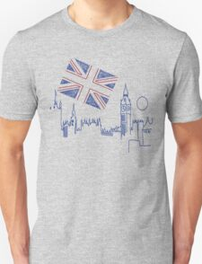 I LOVE LONDON T SHIRT T-Shirt