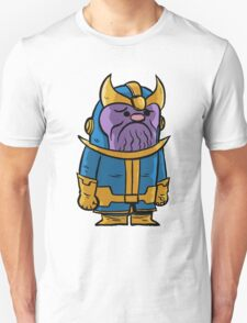 Sad Thanos is sad. T-Shirt