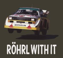 Rohrl with it by Pieter Colignon