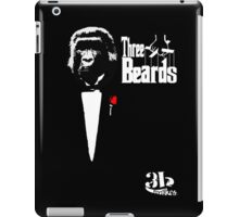 three beards 2 iPad Case/Skin