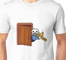 Undertale - Sans with trombone Unisex T-Shirt