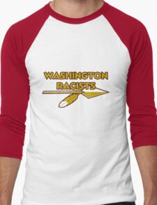 Washington Racists Men's Baseball ¾ T-Shirt