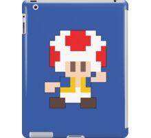 Super Mario Maker - Toad Costume Sprite iPad Case/Skin