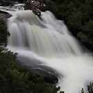 Arve Falls by Adam  Davey