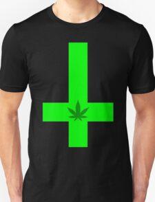 Marijuana anticross T-Shirt
