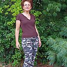 Camo Pants by Anne Gitto